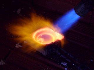 Processo de purificação da prata